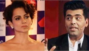 After Uddhav Thackeray, Kangana Ranaut now blasts 'Karan Johar gang'