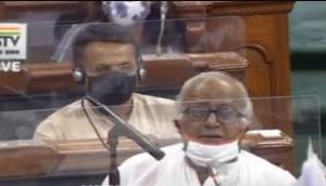 मॉनसून सत्र: TMC सांसद ने की वित्त मंत्री के पहनावे पर टिप्पणी, संसदीय कार्य मंत्री ने कहा माफी मांगें