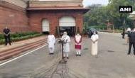 संसद सत्र से पहले PM मोेदी का संबोधन- कोरोना के बीच कर्तव्य पालन करने वाले सांसदों को बधाई