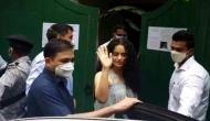 Kangana Ranaut attacks Sonia Gandhi, Shiv Sena over 'free Kashmir' placard controversy
