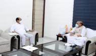 Nagaland CM Neiphiu Rio meets Rajnath Singh, seeks support for Ceithu Airport