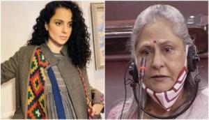 जया बच्चन के बयान पर कंगना रनौत ने उनकी बेटी स्वेता और बेटे अभिषेक बच्चन को लेकर कह दी बड़ी बात