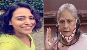 This is how Swara Bhaskar reacted after Jaya Bachchan's speech in Parliament