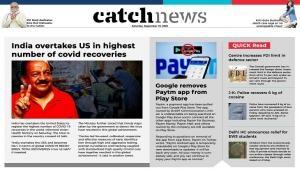 19th September Catch News ePaper, English ePaper, Today ePaper, Online News Epaper