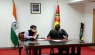 India hands over 13 essential medicines to Mozambique in COVID-19 fight