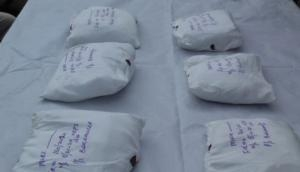 J-K: Police recovers 6 kg of cocaine in Baramulla, nabs four