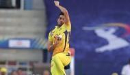IPL 2020 MI vs CSK: दीपक चाहर ने पहली गेंद डालते ही किया ये बड़ा कारनामा, कोई दूसरा गेंदबाज नहीं कर पाया ऐसा
