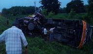 Andhra Pradesh: Several injured after lorry-bus collision in Krishna