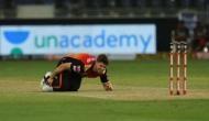 IPL 2020 SRH vs RCB: सनराइजर्स हैदराबाद को लगा बड़ा झटका, पहले ही मैच में चोटिल हुआ यह खिलाड़ी