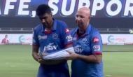 IPL 2020: श्रेयस अय्यर ने अश्विन की चोट पर दिया अपडेट, बताया अगले मैच में खेलेंगे या नहीं