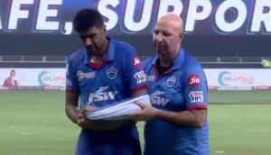 IPL 2020: अश्विन ने अपनी चोट को लेकर दिया अपडेट, ट्वीट कर कही ये बात