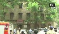 मुंबई: एक्सचेंज बिल्डिंग में लगी भीषण आग, NCB का दफ्तर भी इसी इमारत में