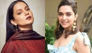 Kangana Ranaut taunts Deepika Padukone after her name crops up in alleged Bollywood drug case
