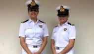 भारतीय बेटियों की बड़ी उड़ान, नौसेना के युद्धपोत पर पहली बार तैनात होंगी दो महिला अधिकारी