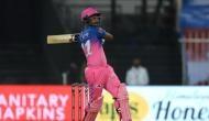 IPL 2020 CSK vs RR: संजू सैमसन ने की छक्कों की बारिश, हासिल किया खास मुकाम, देखें वीडियो