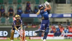 IPL 2020 MI vs KKR: रोहित शर्मा ने कोलकाता के खिलाफ खेली ताबड़तोड़ 80 रनों की पारी, लगाई रिकॉर्ड की झड़ी
