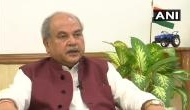 Narendra Singh Tomar: Forces pressurised Manmohan Singh, Sharad Pawar not to implement farm sector reforms