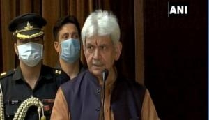 J-K: Lieutenant Governor Manoj Sinha condemns killing of BDC Chairman