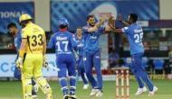 IPL 2020 CSK vs DC: धोनी पर भारी पड़े श्रेयस अय्यर, दिल्ली ने चेन्नई को 44 रनों से हराया
