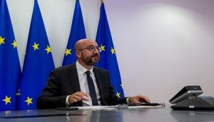 EU Council President: Europe doesn't share values of political, economic system based in China