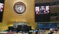 Justin Trudeau at UNGA: 'World is in crisis, system is broken'
