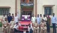 Karnataka: 2 arrested, 1.236 kg ganja, 1 pistol seized