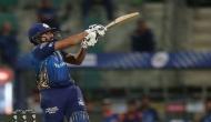 IPL2020 KXIP vs MI:रोहित शर्मा ने हासिल किया खास मुकाम, इस मामले में की सुरेश रैना कि बराबरी