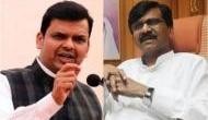 Maharashtra: देवेंद्र फडणवीस और संजय राउत ने की चोरी-छिपे मुलाकात, मच गया बवाल