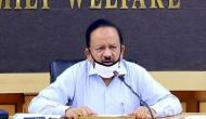 Harsh Vardhan: Confident that COVID-19 vaccine will be ready in three-four months