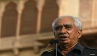PM Modi, Rajnath condole demise of former Union Minister Jaswant Singh