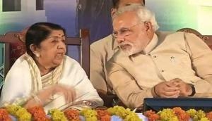 PM Modi wishes Lata Mangeshkar on her 91st birthday