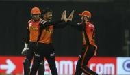 IPL 2020 DC vs SRH: हैदराबाद को मिली सीजन की पहली जीत, दिल्ली को 15 रनों से हराया