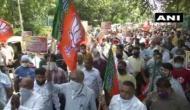BJP demands reopening of weekly market in Delhi