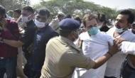 Hathras Gangrape: हाथरस पीड़िता के परिवार से मिलने जा रहे राहुल गांधी को UP पुलिस ने किया गिरफ्तार