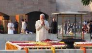 PM Modi pays tribute to Mahatma Gandhi, Lal Bahadur Shastri on their birth anniversary