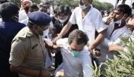 Sanjay Raut slams UP police for manhandling Rahul Gandhi, says gangrape of democracy