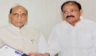 Gandhi Jayanti: Venkaiah Naidu, Rajnath Singh pay tribute to Bapu on his birth anniversary