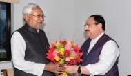 Bihar Elections 2020: NDA में अभी तक नहीं हो पाया सीटों का बंटवारा, BJP चुनाव समिति की बैठक आज