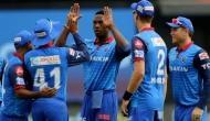 IPL 2020 DC vs RCB: बैंगलोर के खिलाफ मैच से पहले दिल्ली को लगा बड़ा झटका, इस गेंदबाज के खेलने पर सस्पेंस