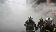 Mumbai: Fire breaks out in Abdul Rehman Street
