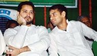Tejashwi, Tej Pratap named in FIR in murder of former RJD leader in Purnia