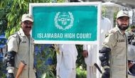 Islamabad High Court dismisses petition to ban Nawaz Sharif's speeches