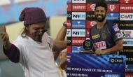IPL 2020: राहुल त्रिपाठी को मिला 'प्लेयर ऑफ दे मैच', SRK ने चिल्लाकर कहा कुछ ऐसा, सबके चेहरे पर छा गई हंसी, देखें वीडियो