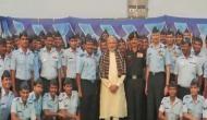Air Force Day: PM Modi congratulates brave warriors of IAF