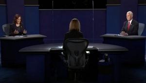 US VP Debate: Temperatures soar as Kamala Harris, Pence attack each other on COVID-19 handling