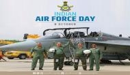 Air Force Day: Rajnath Singh, Amit Shah extend greetings to IAF personnel