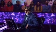 Big B happy to return to the sets of 'KBC'
