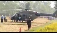 Video: UP के एक किसान के खेत में अचानक उतरा IAF का हेलिकॉप्टर, पूरे गांव में मच गया हड़कंप