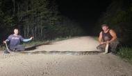 Burmese Python video: फ्लोरिडा एवरग्लेड्स में में मिला विशालकाय बर्मीज अजगर, वीडियो देखकर खड़े हो जाएंगे आपके रोंगटे