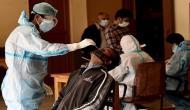 Coronavirus Update : कोरोना वायरस के बढ़ते मामलों के कारण दिल्ली के कई अस्पतालों में ICU बेड्स हुए फुल  `